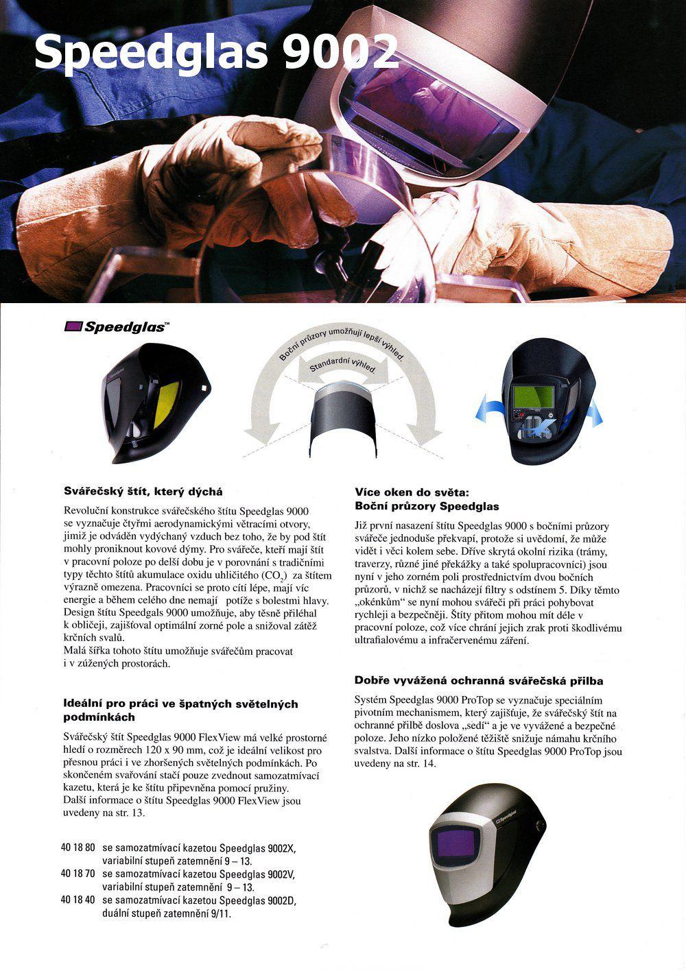 Katalog Speedglas 9002