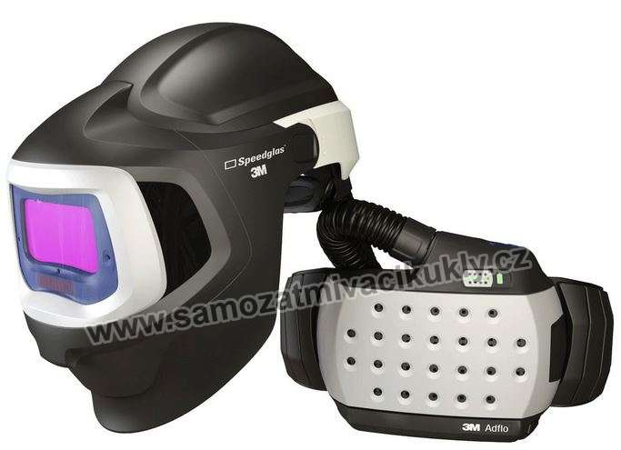 Speedglas 9100MP-X + ADFLO