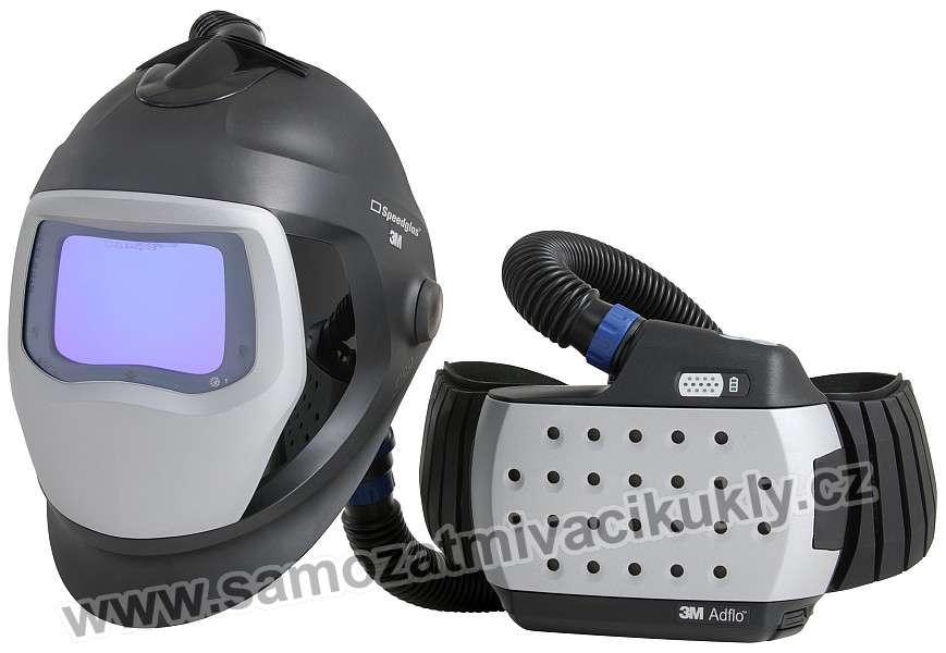 Speedglas 9100XX + ADFLO nový typ