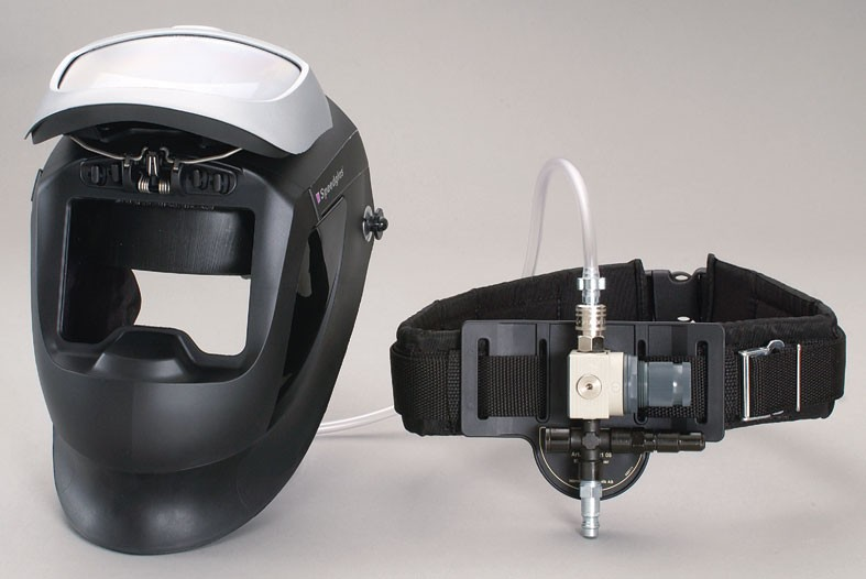 Speedglas 9002V FlexView + Fresh-air C