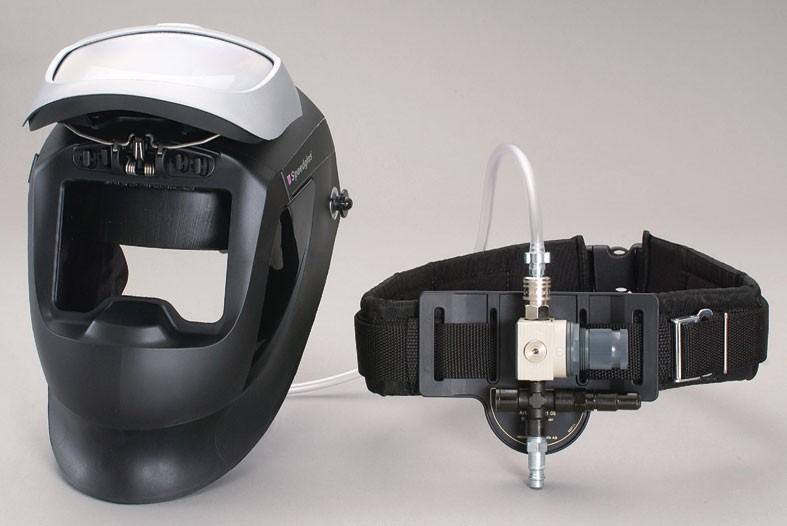 Speedglas 9002X FlexView + Fresh-air C