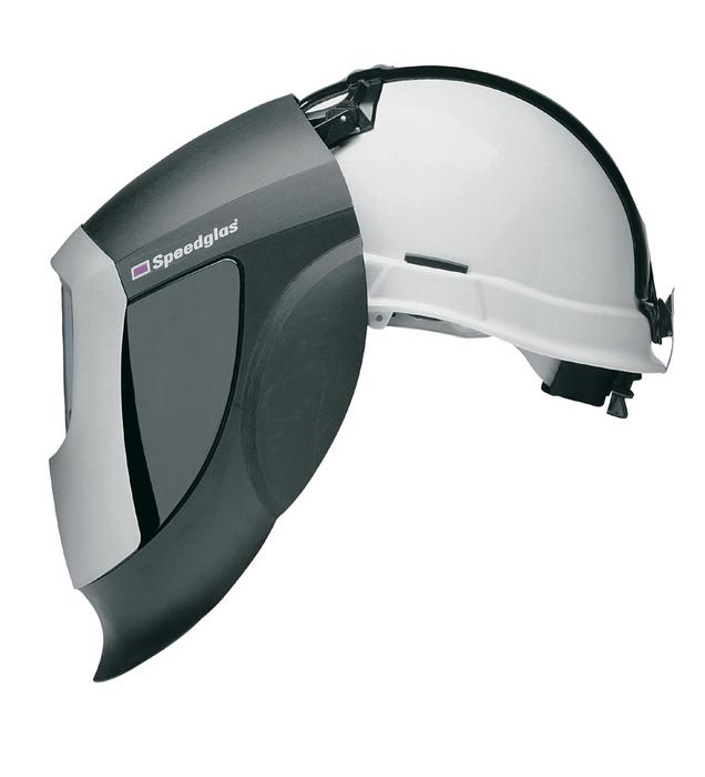 Samozatmívací kukla Speedglas 9002X s přilbou ProTop