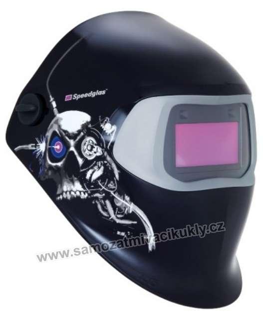 Samozatmívací kukla Speedglas 100V Mechanical skull