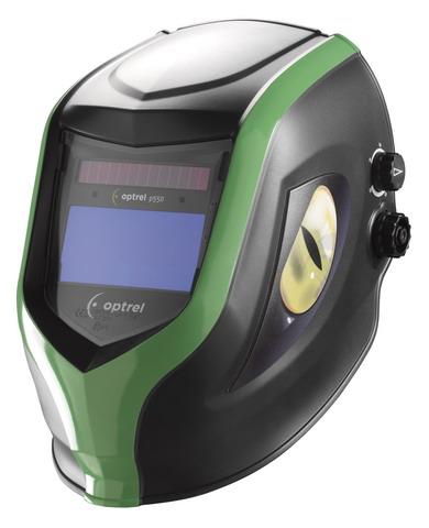 Samozatmívací kukla Optrel p550 Černo-zelená