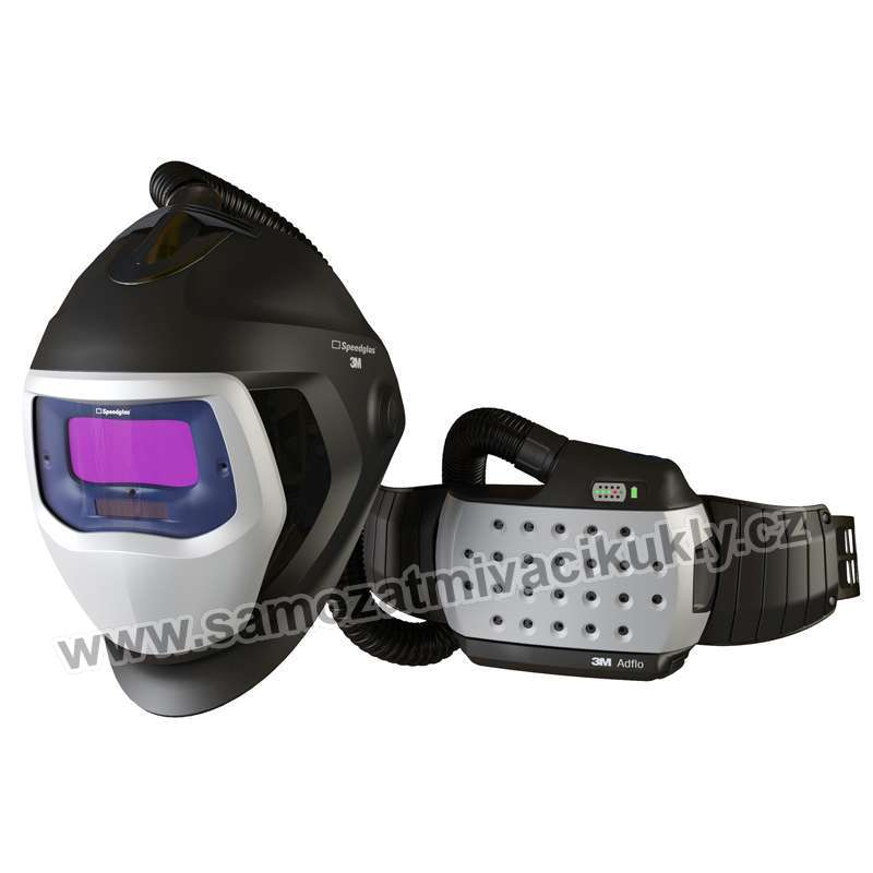 Speedglas 9100V + ADFLO