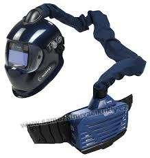 Svařovací kukla Optrel e680 + e3000 blue