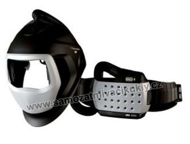Speedglas 9100 AIR bez kazety + ADFLO