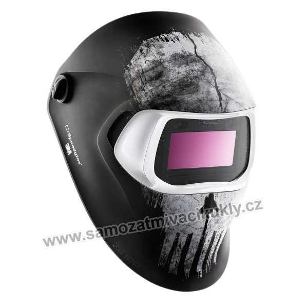 Samozatmívací kukla Speedglas 100V Skull
