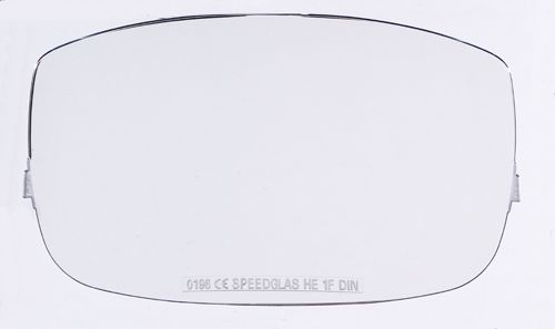 Ochranná fólie Speedglas 9000 vnější, tvrzená - 10 ks