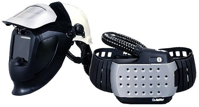 Speedglas 9002X FlexView s přilbou Peltor + ADFLO