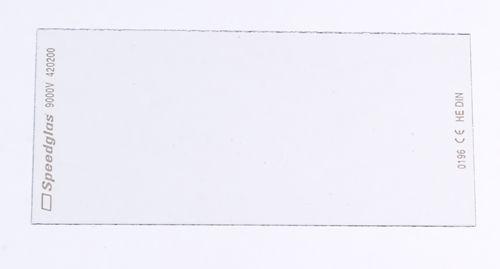 Ochranná fólie Speedglas 9000/9002V/100 vnitřní - 1ks